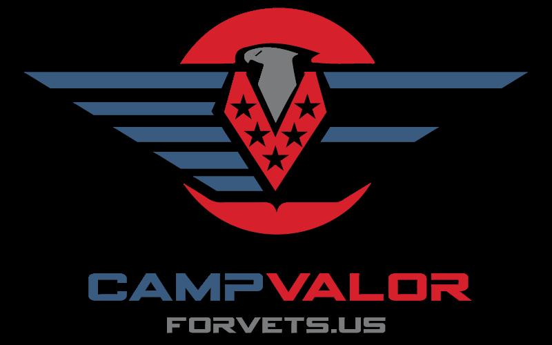 Camp Valor Logo