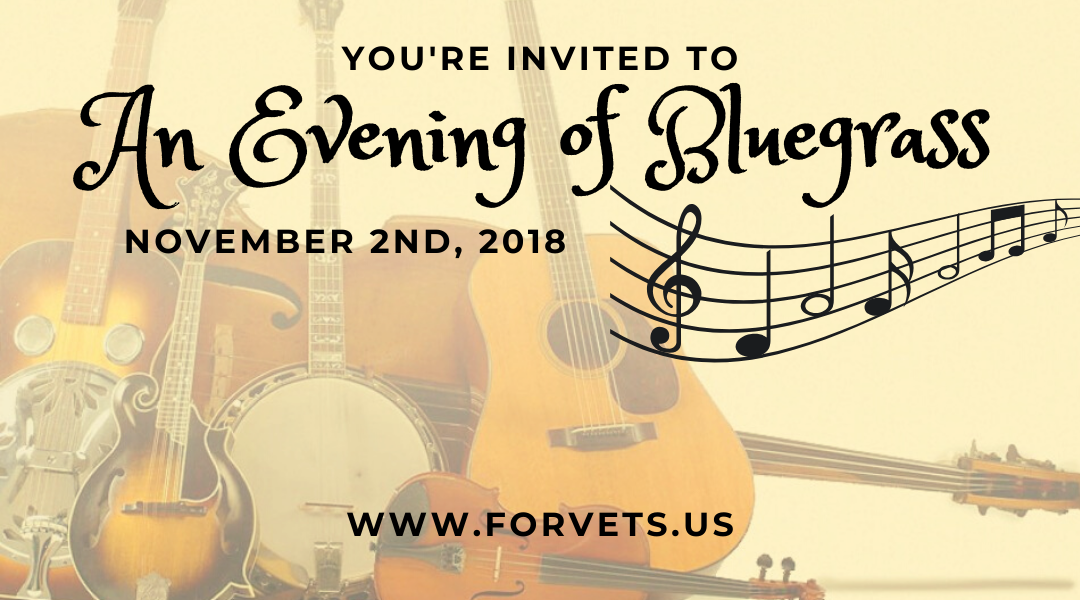 An Evening of Bluegrass