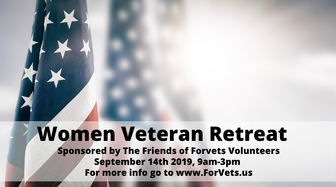 Women Veteran Retreat 2019